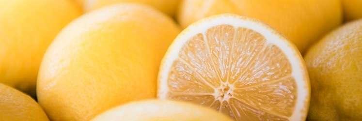 Recipe for warm lemon water